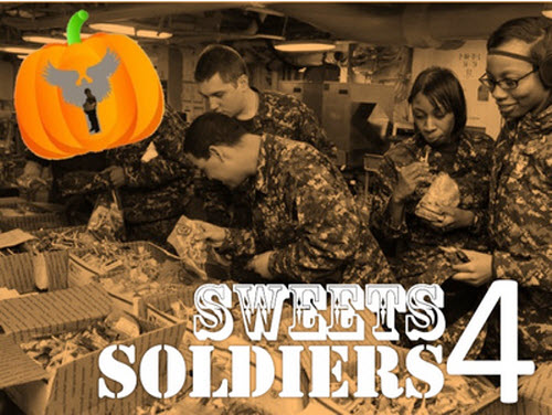 Sweets 4 Soldiers